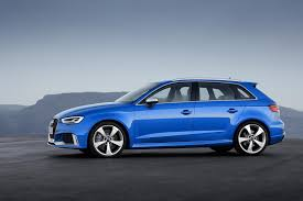 audi rs 3 audi rs3 sportback names its price by car magazine