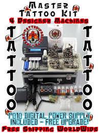 tattoos u0026 kits tattoo piercing kits canada usa uk