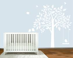 baby nursery cute animal zoo nursery wall decal vinyl wall art