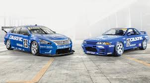 nissan finance nz contact nissan reveal calsonic gt r livery for supercars retro round
