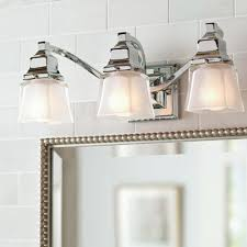 Bathroom Lighting At The Home Depot - Bathroom vanity light with outlet