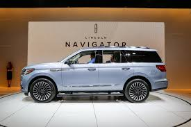 lincoln navigator back 2018 lincoln navigator first look review motor trend