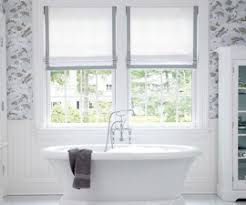 window treatment ideas for bathrooms 9 bathroom window treatment ideas deco window fashions