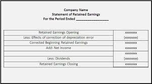 doc 510738 small business income statement template u2013 income