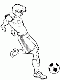 foot 1 coloriage football coloriages pour enfants