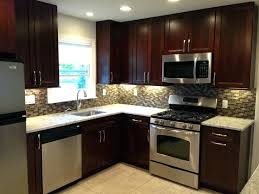 colors for a kitchen with dark cabinets backsplash with dark cabinets kitchen ideas for dark cabinets pics