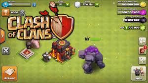 clash of clash apk clash of clans mod apk unlimited gems coins v9 105 9