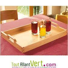 plateau cuisine plateau de cuisine en bois fsc grand format avec poignées achat