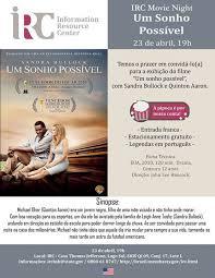 Um Sonho Possivel - irc movie night um sonho possivel april 23 o papagaio