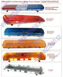 police led light bar led lightbar police lightbar super bright emergency warning