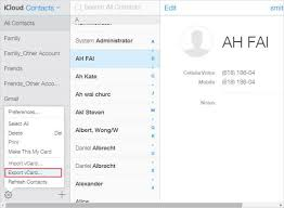 how to get icloud photos on android how to sync icloud contacts to android
