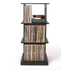 Media Storage Shelves by Lp Album Storage Rack 3 Shelves Boltz Steel Furniture