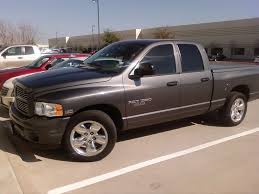 dodge ram not my actual car mine was cooler but same color