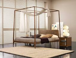 fascinate modern four poster bed do you dare marku home design
