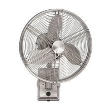 14 inch wall fan faraday wall mount fan ellington at lightology cabin pinterest