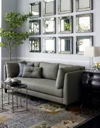 Decorating Large Walls In Living Room by Large Round Living Room Mirrors Centerfieldbar Com