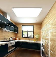 plafonnier led cuisine plafonnier cuisine led eclairage plafond cuisine led eclairage de