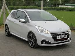 peugeot for sale usa used peugeot 208 gti prestige for sale motors co uk