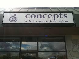 hair concepts a full hair service salon in anchorage