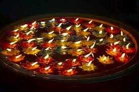 Diwali Decorations In Home Light Curtains To Floating Candles Diy Tips To Jazz Up Your Home