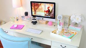 Beautiful Desk Accessories Enchanting Girly Office Desk Accessories Uk Beautiful Intended For