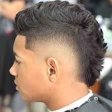 how to cut teen boys hair mens hairstyles how to cut a skin mohawk fade youtube haircuts