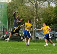 Cardinal Flag Flagfootball Assindia Cardinals Football Und Cheerleading In Essen