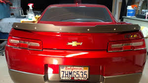 anyone make a wickerbill for 2010 2011 2012 ss spoiler