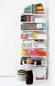 Cute Bookshelves by 68 Best Color Code Bookshelves Images On Pinterest Book Shelves