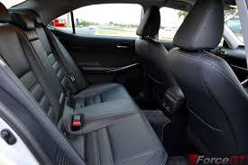 lexus is300h models 2014 lexus is300h rear seats forcegt com