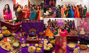 chaitra haldi kumkum celebration u0026 delicacies crave cook click