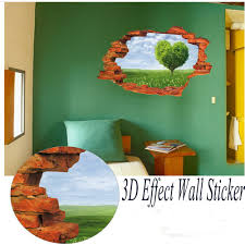 compare prices on farm wall stickers online shopping buy low wall sticker green farm 3d effect pvc material china mainland