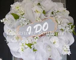 wedding wreaths wedding wreath bridal shower wreath wedding shower