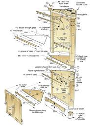 how to make a corner cabinet building a corner cabinet woodworking plans bar
