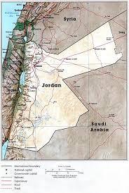 Jordan World Map by Jordan Maps Printable Maps Of Jordan For Download