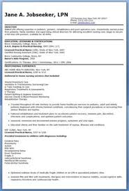 Sample Of Objective In Resume by L U0026d Nurse Resume Example Im A Nurse Pinterest Nursing Resume