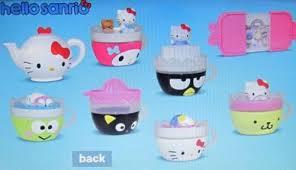 2017 mcdonald u0027s kitty sanrio happy meal toys 8 piece ebay