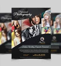 photography flyer templates beautiful on wedding photography