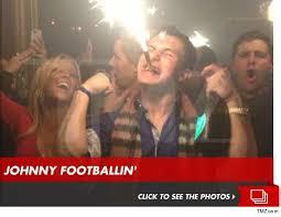 Johnny Manziel Meme - johnny manziel popping dom perignon after cotton bowl win