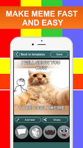 meme generator make your own funny pictures apps on google play