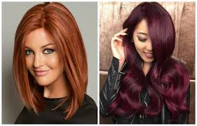 easy selection of hair color under skin tone womenitems com