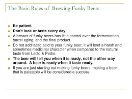 russian river sour beer homebrewing 101