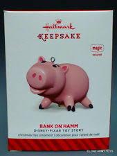 hallmark disney ornaments ebay