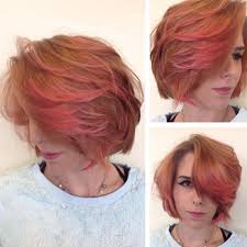 edgy bob hairstyle colored edgy bob hairstyle ideas with angled bob haircut with