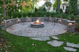 Fire Pit Design Ideas - various outdoor firepits design ideas creative fireplaces design