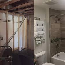 fall bathroom construction project 2 runyan construction
