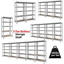 Heavy Duty Garage Shelving by Garage Shelving Ebay