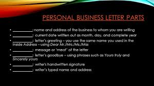 Business To Business Introduction Letter by Introduction To Business And Technology Ppt Download