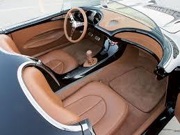 Custom Corvette Interior 1960 Chevrolet Corvette The Winner Rod And Custom Rod