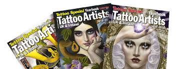 yearbook uk tattoo artists yearbook 2018 2019